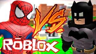 BATTLE OF HEROES-Roblox!