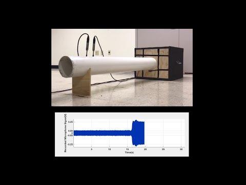 هذه القطعة يمكنها عزل الصوت المار فيها دون عزل الهواء ! 2