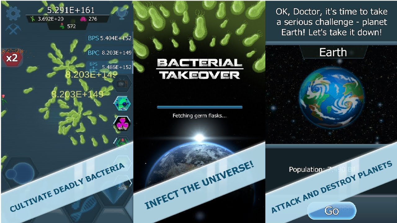 Bacterial Takeover Mod APK 1 19 0 [Unlimited Money] - Quotes