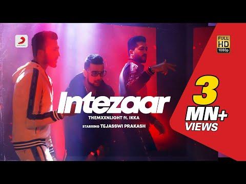 Intezaar - Official Music Video | THEMXXNLIGHT feat. Ikka | Sledgren | Tejasswi Prakash