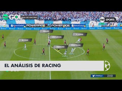 El análisis de la victoria de RACING ante San Lorenzo