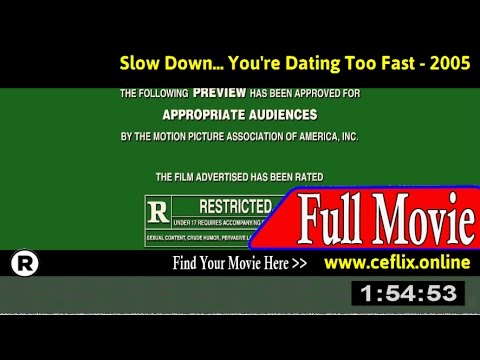 slow online dating