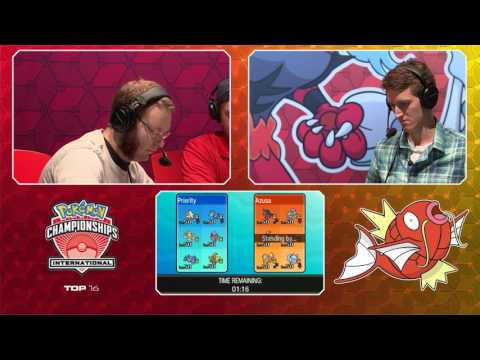 2017 Pokémon North American International Championships: VG Masters Top 10, Match A