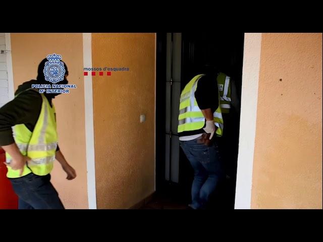 Desarticulado un grupo de atracadores responsables de tres robos con violencia en Cataluña