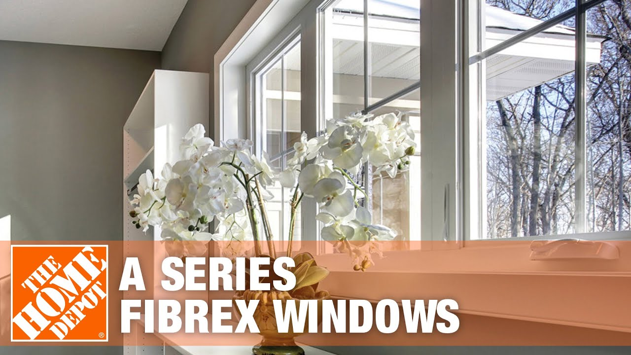 Quot A Quot Series Fibrex Windows By Andersen Youtube