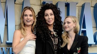 How the Cast of 'Mamma Mia! Here We Go Again' Geeked Out Around Cher
