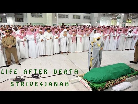 Beautiful Death Awaits you if you live your life by The Quran & Sunnah ~~ MUST WATCH ~~ STRIVE4JANAH