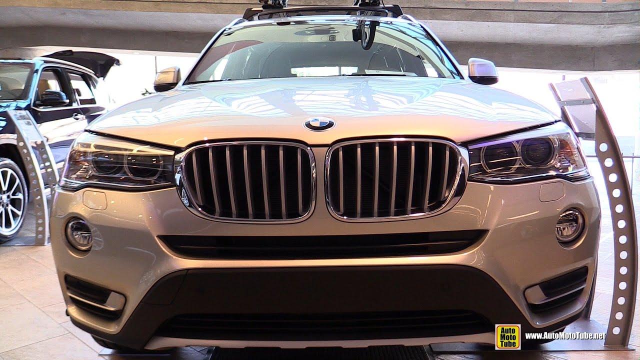 2015 BMW X3 XDrive 28i