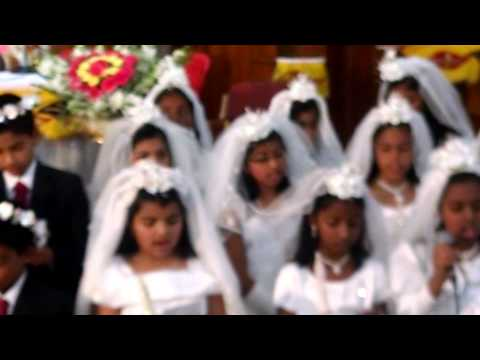 2014 - First Holy Communion - Children's Song