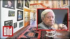 Helmut Schmidt Museum in Hamburg - Rauchen ist erlaubt