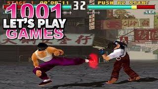 Tekken 3 (PS1) - Let