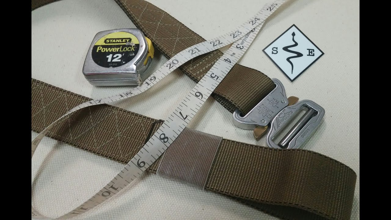 Cobra Riggers Belt 1 5