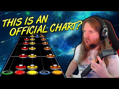 NASTY CHART -- This was official DLC! (PANIC ATTACK! 100% FC)