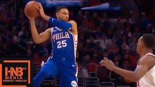 Philadelphia Sixers vs Chicago Bulls 1st Qtr Highlights | 10.18.2018, NBA Season