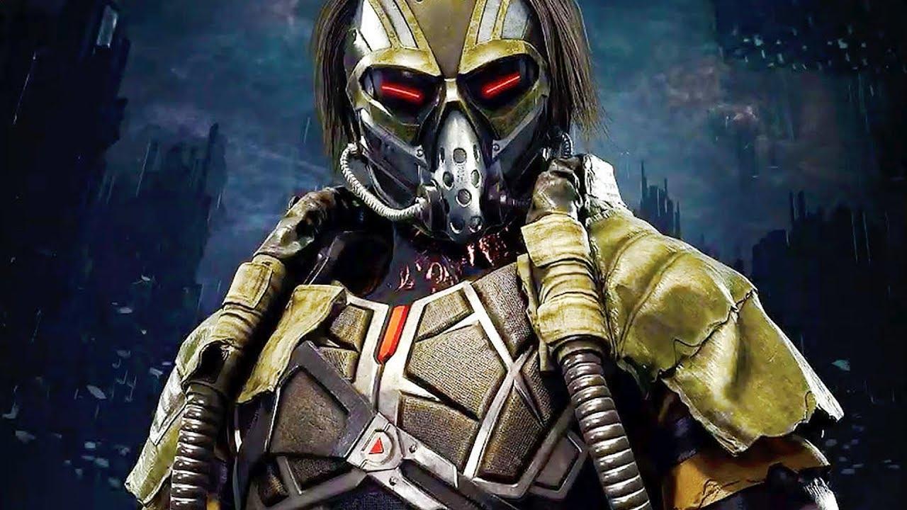 Mortal Kombat 11 Schmiede