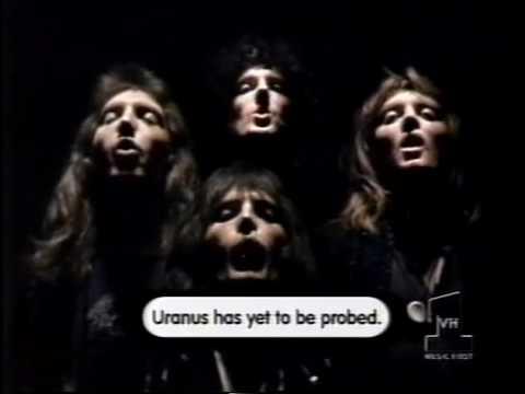 "QUEEN ""BOHEMIAN RHAPSADY""  **POP-UP VIDEO** 1975 (44)"