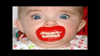 TRY NOT TO DIE from LAUGHING Challenge - EPIC FUNNY Babies FIGHTING Over pacifiers Compilation