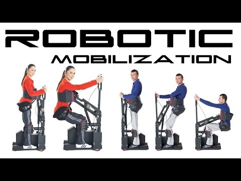 TEK Robotic Mobilization Device - Behold The Future