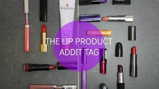 Lip Product Addict TAG | LiddieLoo Thumbnail