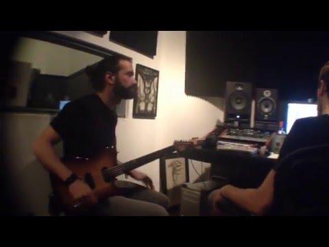DareDevil Squadron - Fretless guitar solo