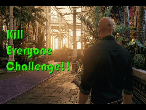 Hitman Kill Everyone All Maps As Fast As I Can Live Road To 800 Subs Youtube