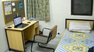 lnmiit jaipur hostel room