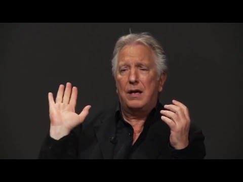 Alan Rickman: A Little Chaos Interview