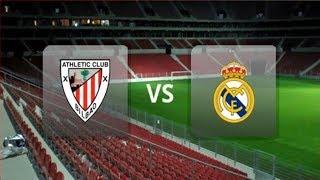 Атлетик Бильбао Реал Мадрид Футбол Чемпионат Испании Примера Смотрю матч 05 07 2020 Бродяг