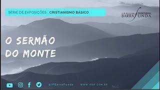 Exposição Bíblica em Mateus 5. 1-5  -  Pastor Mauro Meister
