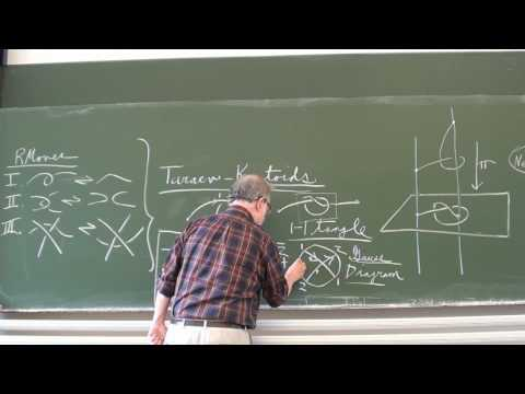 Louis H. Kauffman (U Illinois at Chicago) - Physical Knots - Lecture 2