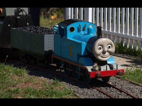Thomas At The Train Shed Luddenham YouTube