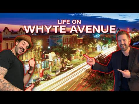 Whyte Ave Living   Move to Edmonton, Alberta, Canada