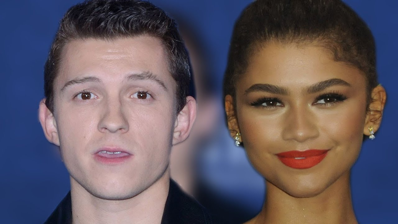 Zendaya Gushes Over Tom Holland & How He Handles The 'Pressure' Of Being Spider-Man