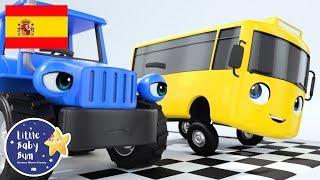 Dibujos Animados | NUEVO DIBUJO! | Buster el Autobús | Buster Corre una Carrera