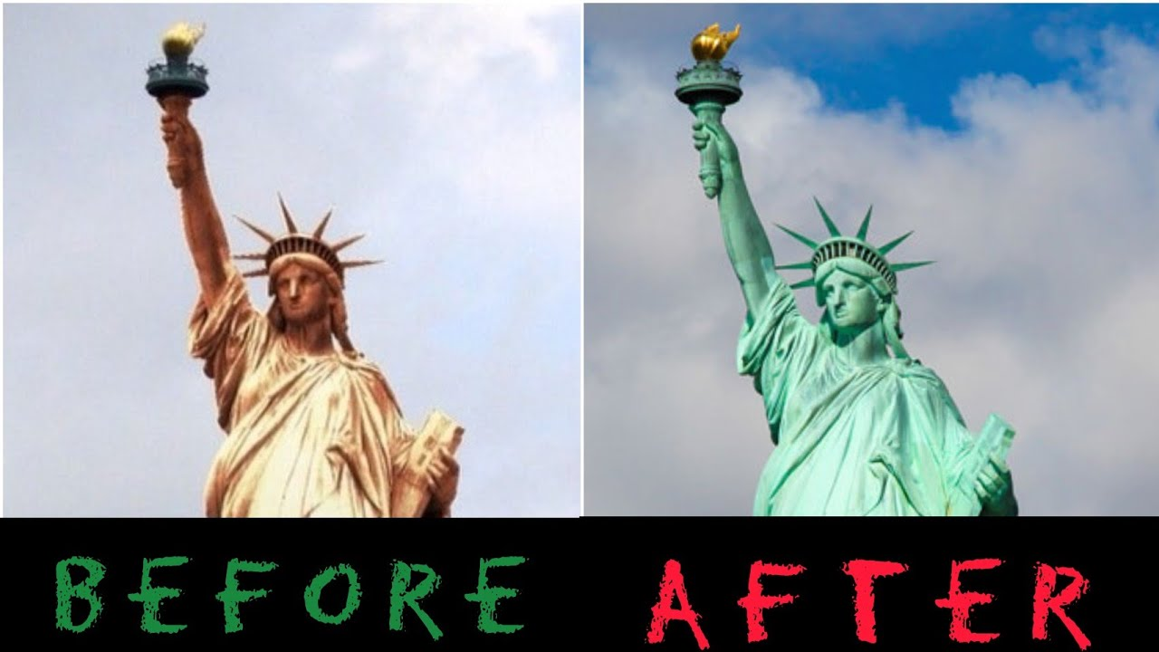 5 amazing facts about the statue of liberty - youtube