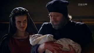 """""""Korona królów"""" – Będzie syn? – scena z odc. 238"""