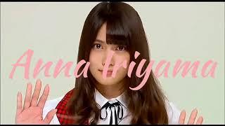 Anna Iriyama es miembro del popular grupo Jpop AKB48, tiene 22 años y actualmente se encuentra en México grabando la novela Like La Leyenda y ...
