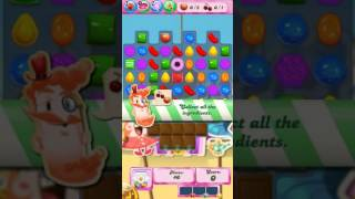 Candy crush saga level 117 android game