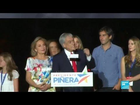 Discurso del presidente electo, Sebastián Piñera