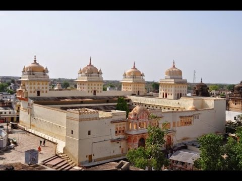 A SHORT TRIP TO ORCHHA MP INDIA