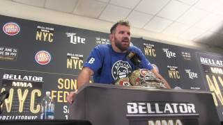 Ryan Bader on Phil Davis: 'He's Such An Awkward Guy To Fight'