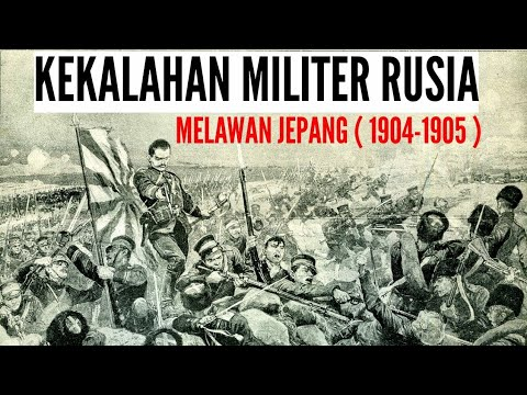 Pertempuran Rusia - Jepang (1904-1905)