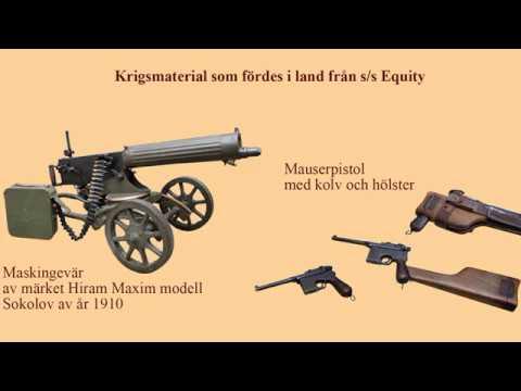 Equity seminariet 21.10. 2017 -  Vapenlasten / Larsmo När-TV