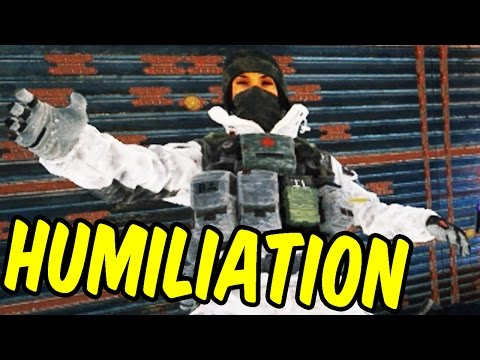HUMILIATION - Rainbow Six Siege Funny Moments & Epic Stuff