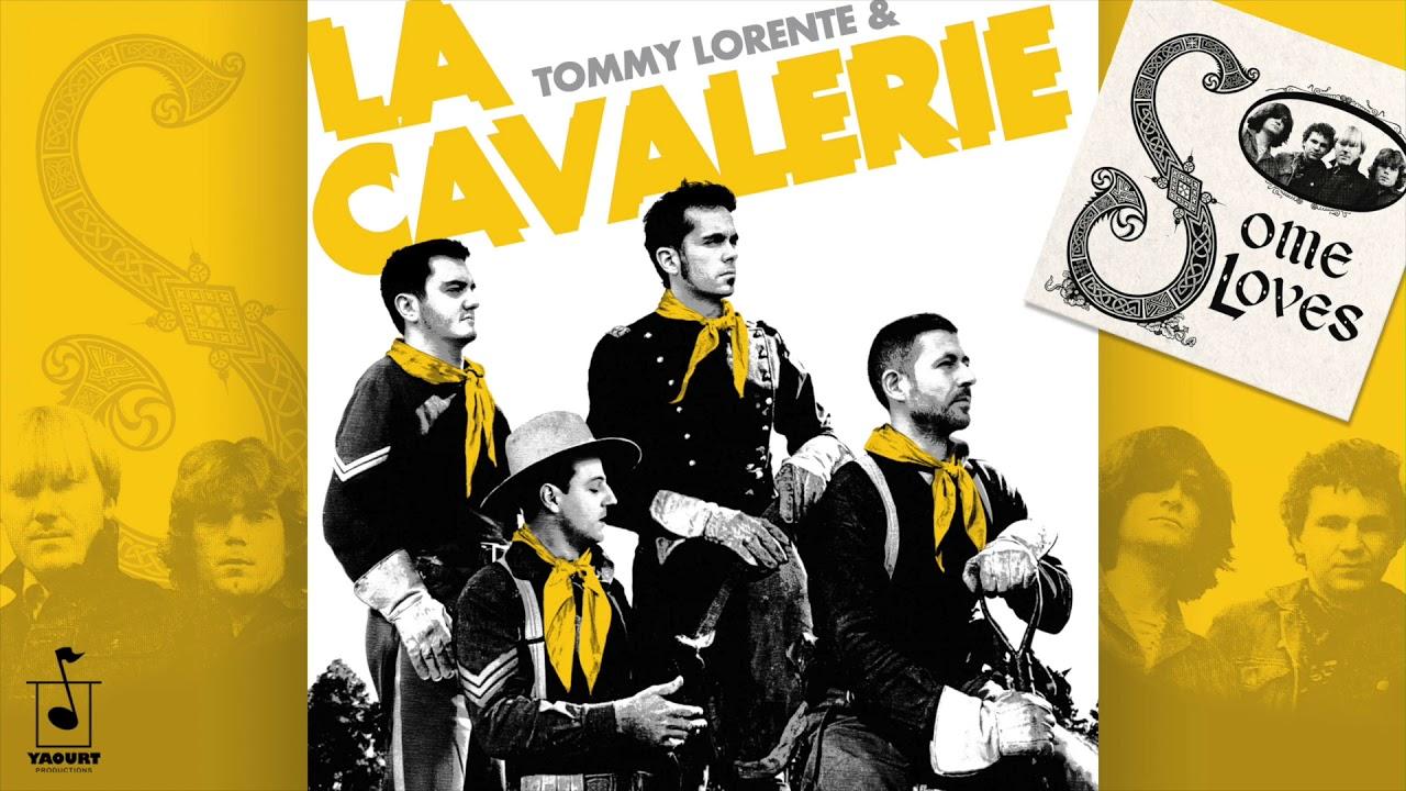 cc3dedbc Tommy Lorente & La Cavalerie - Ne Parle Pas de Nous / Don't Talk About Us  (The Someloves Cover)