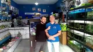 Sem mistério na loja Pet Aquafish!!