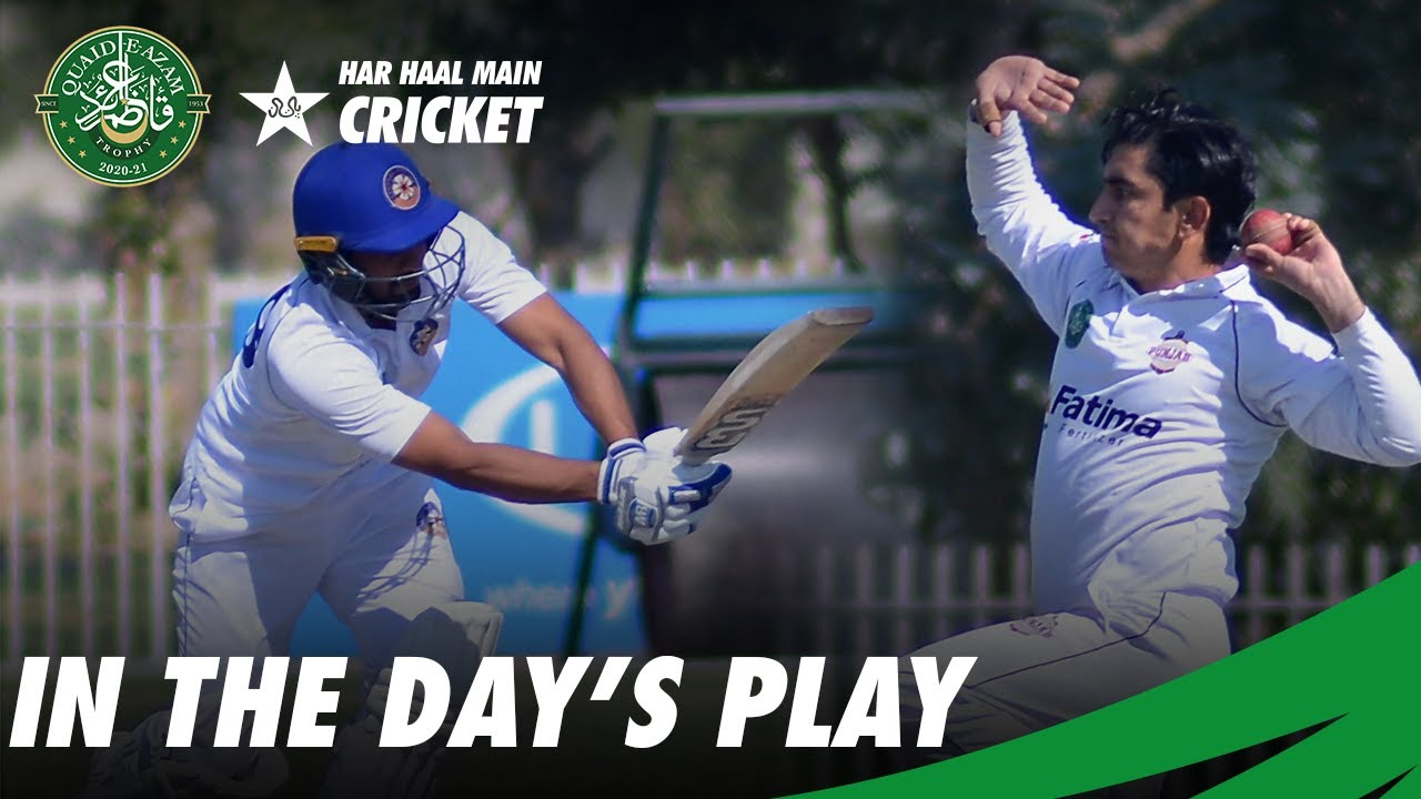 In the Day's Play | Southern Punjab vs Central Punjab | Day 3 | QeA Trophy 2020-21 | PCB | MC2T