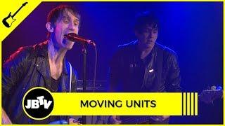 MOVING UNITS - BIRDS OF PREY | Live @ JBTV