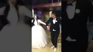 شحن و شبرقة رقة  شوف دخلة العروسة 😂😂💃💃💃💃💃