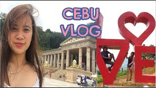 TEMPLE OF LEAH AND SIRAO GARDEN IN CEBU / FIRST TIME IN CEBU